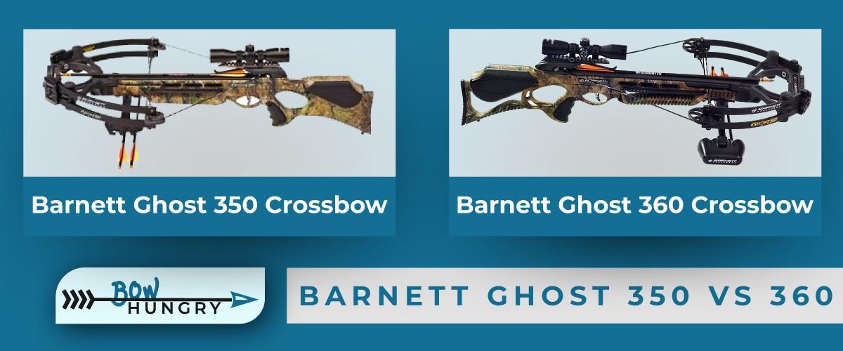 Barnett-Ghost-350-vs-360