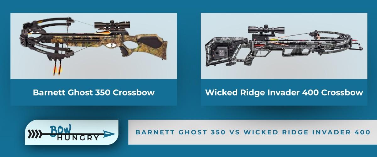 Barnett-Ghost-350-vs-Wicked-Ridge-Invader-400