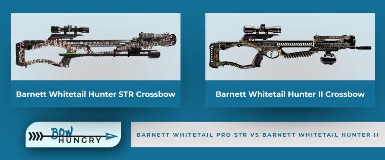 Barnett-Whitetail-Pro-Str-vs-Barnett-Whitetail-Hunter-II