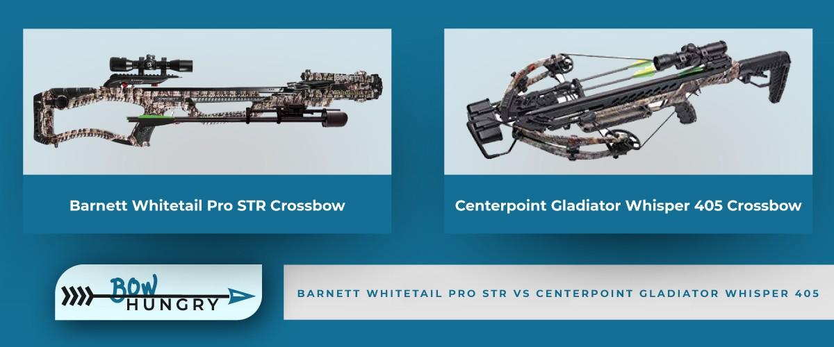 Barnett-Whitetail-Pro-Str-vs-Centerpoint-Gladiator-Whisper-405