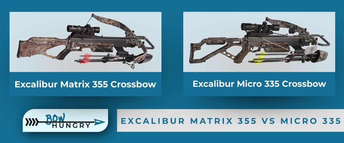 Excalibur-Matrix-355-vs-Micro-335