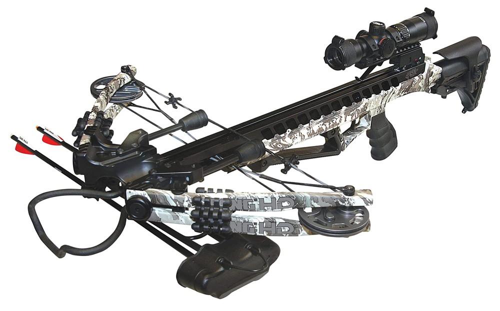PSE-ARCHERY-Fang-HD-405-Crossbow-Package