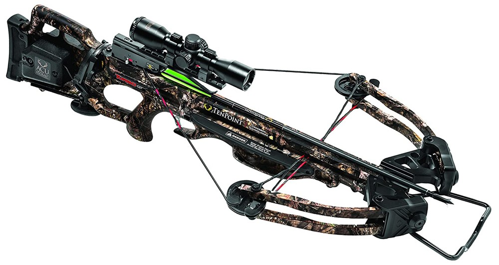 TenPoint-Turbo-GT-Crossbow-Package
