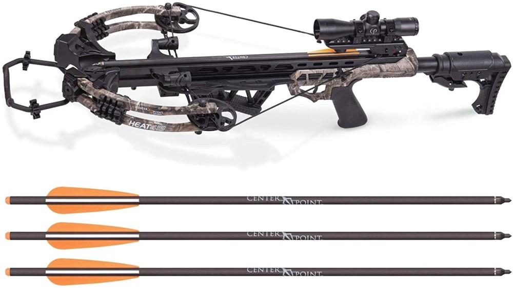 CenterPoint-Heat-415-FPS-Crossbow-Package