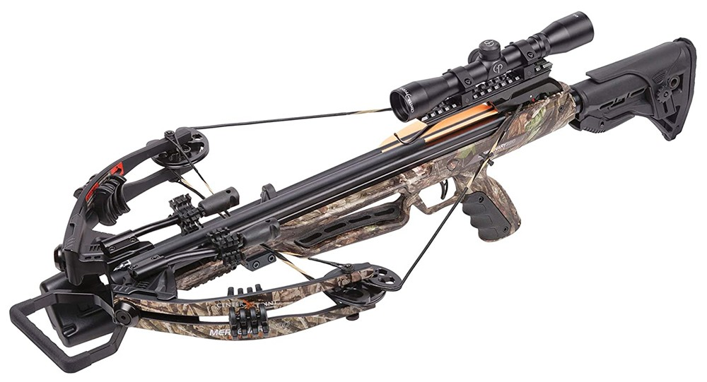 Centerpoint-Mercenary-390-Crossbow-Package