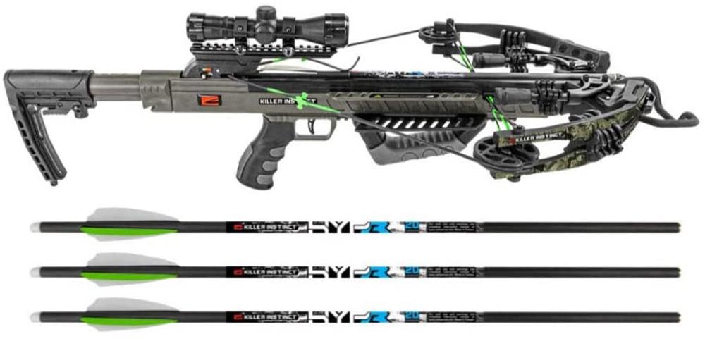 Killer-Instinct-Boss-405-FPS-Crossbow-Package