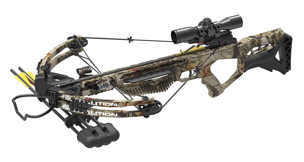 PSE-ARCHERY-Coalition-380-Crossbow-Package