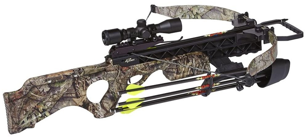 Excalibur-Null-Matrix-SMF-Grizzly-Crossbow-Package