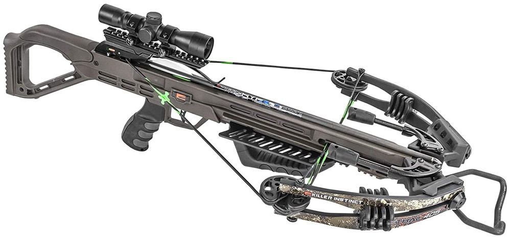 Killer-Instinct-Lethal-405-Crossbow-Package