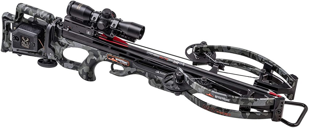 Wicked-Ridge-by-TenPoint-NXT-400-Hunting-Crossbow-Package